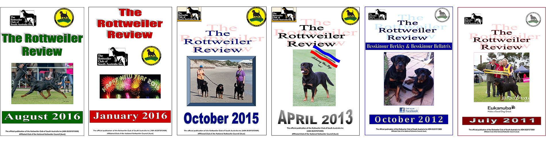 The Rottweiler Review